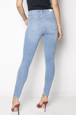 Swizzle Sticks Blue Lover Trash Denim Jean