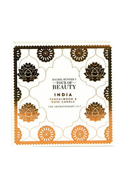 Rachel Hunter TOB India Candle 200g