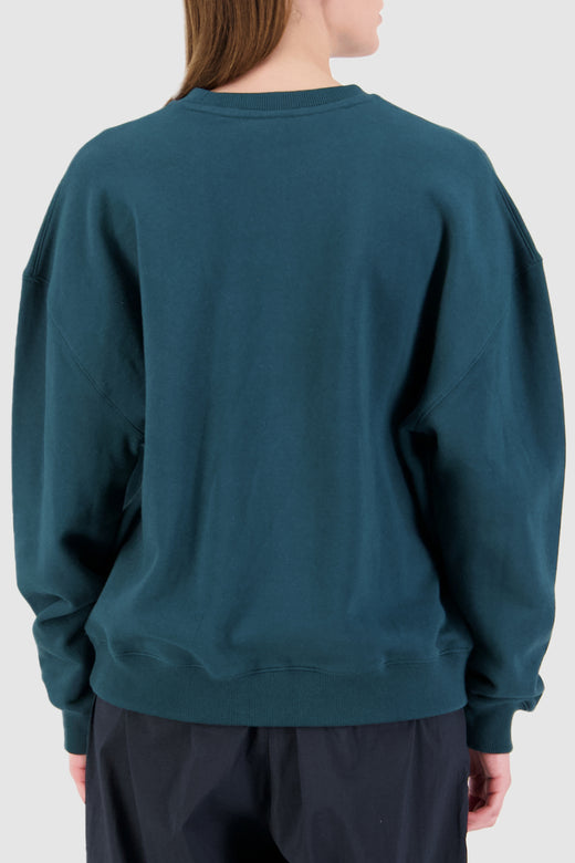 Premiere Emerald Cotton Fleece Jumper