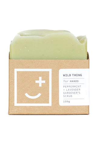 Wild Thing Gardener Scrub Hand Soap 150g LAST AVAIL
