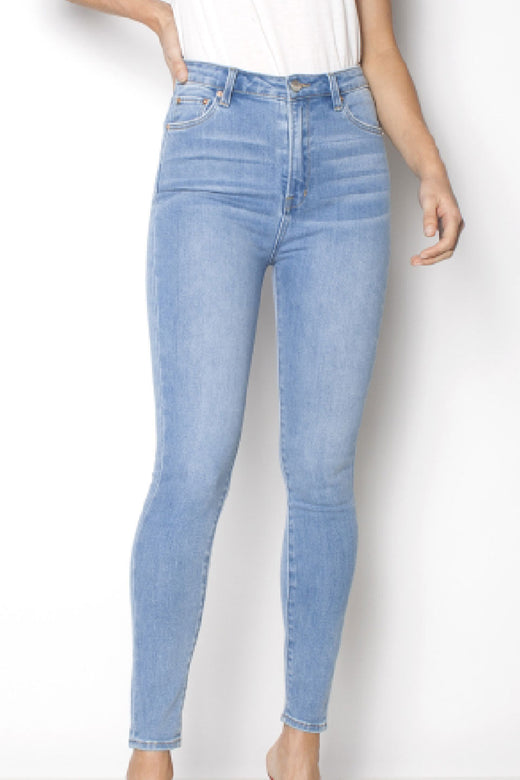 Skyscraper Blue Lover Denim Jean