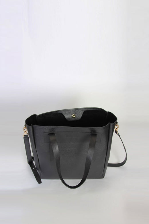 The Always Black Tote Bag