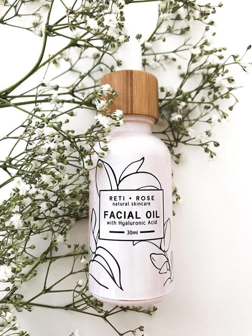 Facial Oil with Hyaluronic Acid