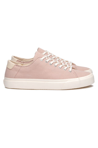 Baan Organic Canvas Blush Sneaker