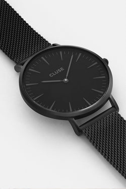 La Boheme Watch Full Black