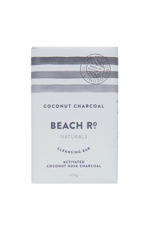 Coconut Charcoal Body Bar