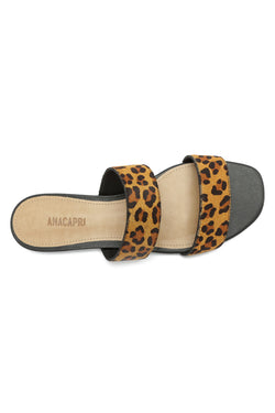Flat Stripe Cheetah Slide