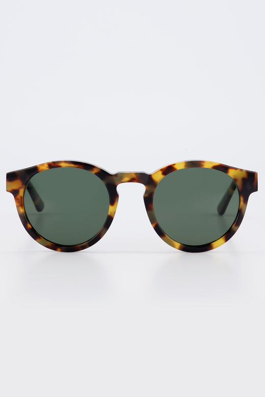 Eddie Light Tortoise Sunglasses