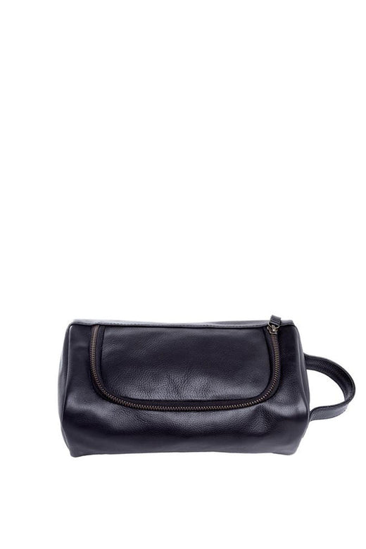 The Ralph Black Toiletry Bag
