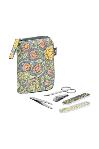 Floral Manicure Set Double Bough
