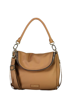 Frankie Fold Over Clay Shoulder Bag