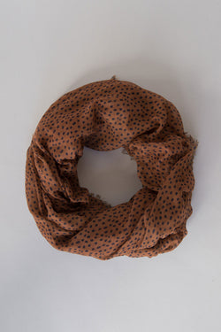 Freckles Maxi Spice Scarf