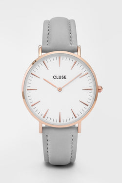La Boheme Grey Watch