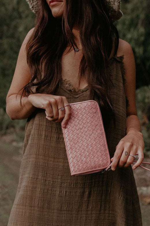 Keely Blush Wallet