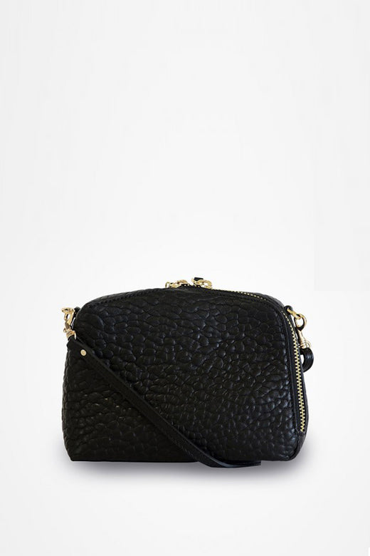 Izar Black Box Bag