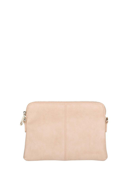 Elms+King Bowery Wallet Nude Pebble