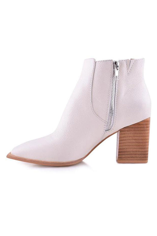Jerome Ivory Ankle Boot