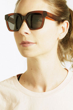 Maleika Brown Sunglasses
