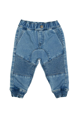 Kids Mineral Light Blue Denim Pant