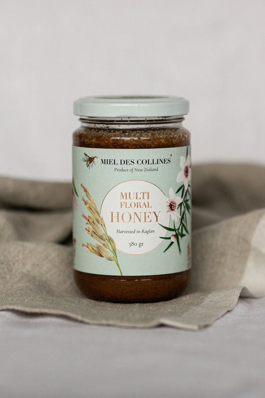 NZ Multi-floral Honey