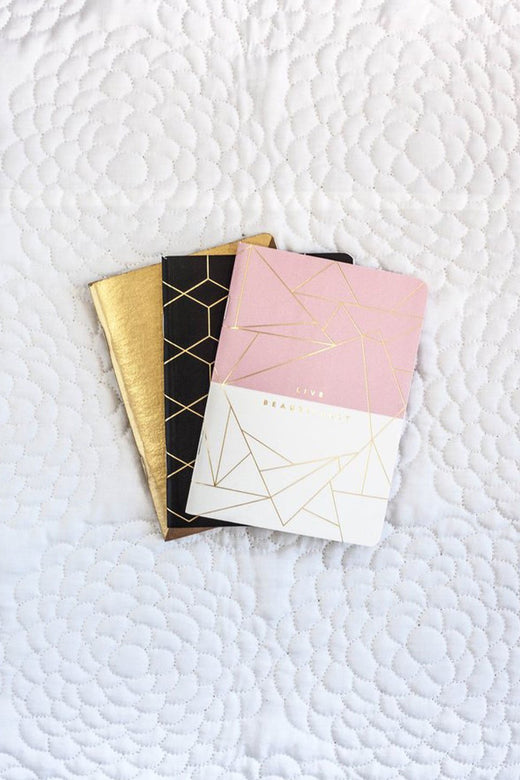 3 Pack Pocket Notebooks