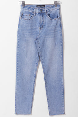 Stella Slim Leg Blue Denim Jean