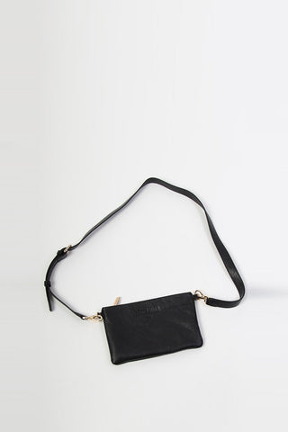 Ryder Black Shoulder Bag