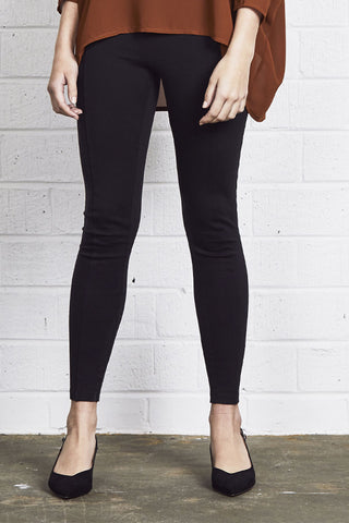 Shelly Black Legging Pant