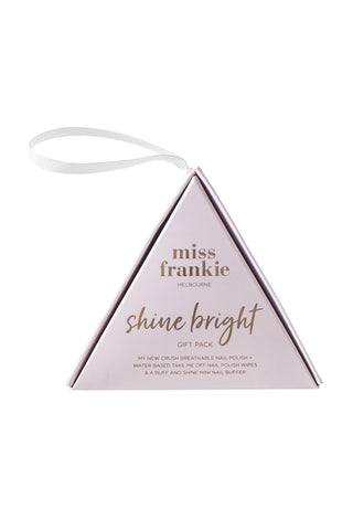 Shine Bright Gift Pack with My New Crush