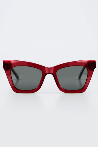 Sienna Red Sunglasses