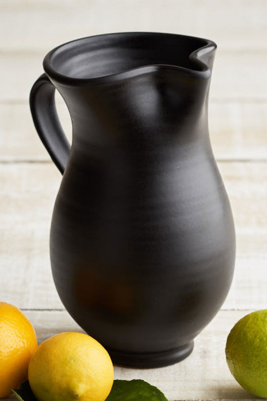 Spanish Black Wine Jug