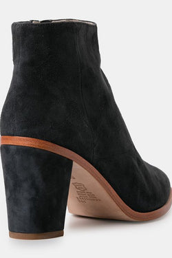 Stature Suede Navy Boot