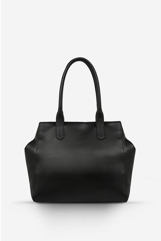 Abandon Black Tote Bag