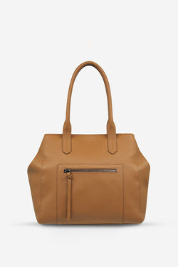 Abandon Tan Tote Bag