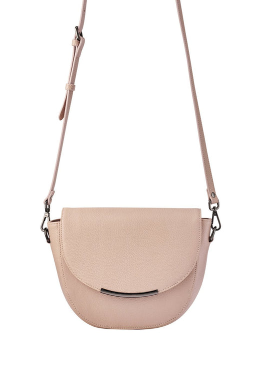 The Oracle Half Round Dusty Pink Bag