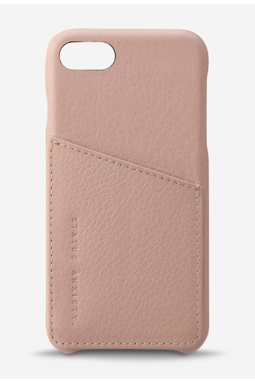 Hunter + Fox Leather Dusty Pink Iphone 11 Case