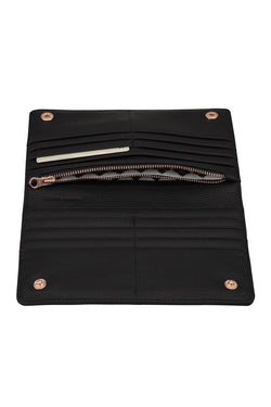 Triple Threat Foldover Wallet