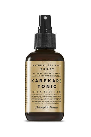 Karekare Tonic Sea Salt Spray