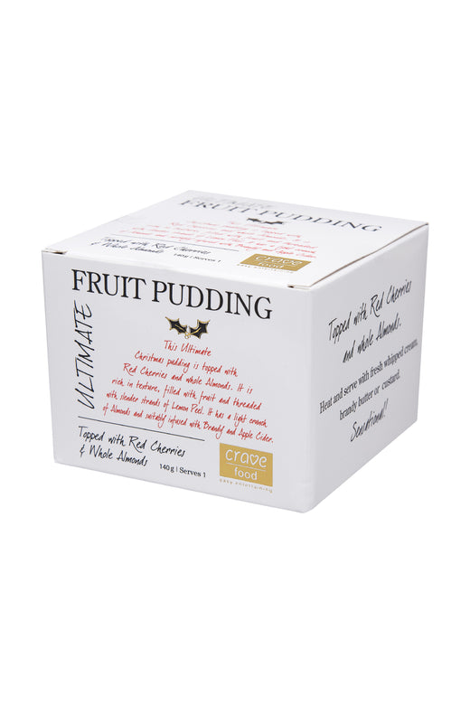 Ultimate Fruit Pudding 140g