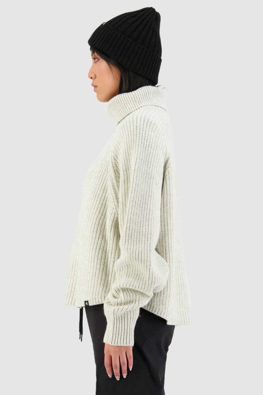 Chase Roll Neck Toi Toi Knit Jumper