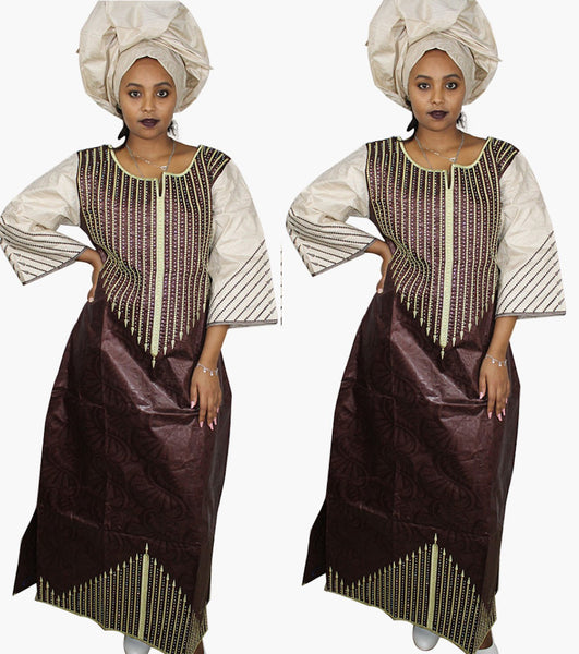 African Cloth For Womencaftan dress sale Traditional Embroidery  X21323