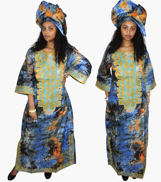 African Cloth For Womenplus size caftans Traditional X21318
