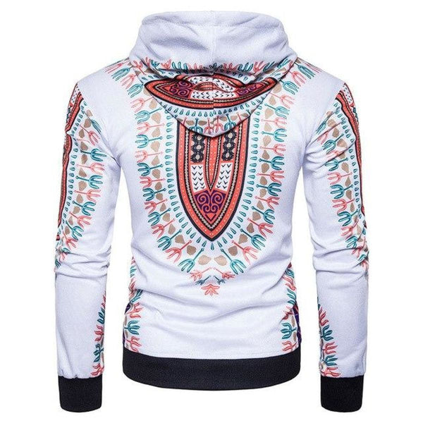 Men Hoodies Dashiki Angelina Print Sweatshirt Pullover Chaquetas Jacket Y10518