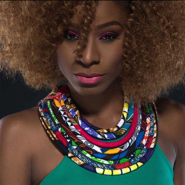 African Accessories For Women Bohemia Style Women Necklaces Pendants Q11751