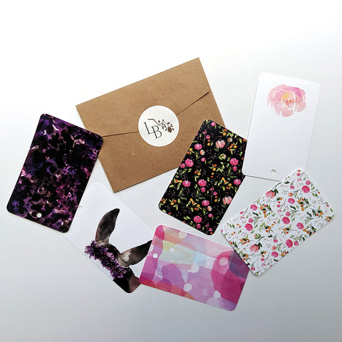 Emma Blomfield Gift Tag Set