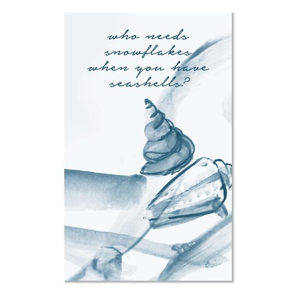 EP Mini Card - Seashells