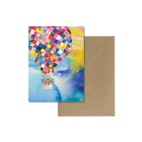 Card - Patchwork