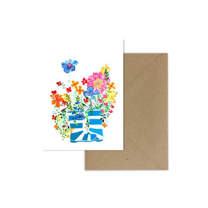 Card - Wildflowers