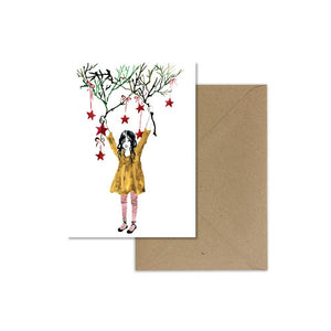 Card - Little Miss Branchette