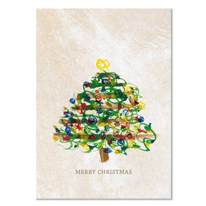 Card - Tyzzer Tree